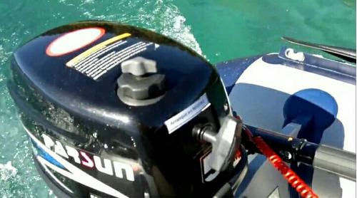 motor fuera de borda parsun 9,8 hp 2 t nuevo en caja !!!