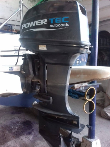 motor fuera de borda power tec 40hp