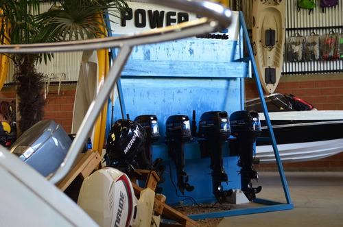 motor fuera de borda power tec