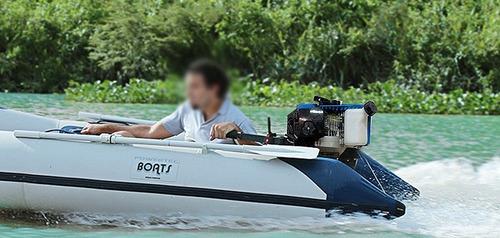 motor fuera de borda powertec 2 hp 2t refrigerado por aire