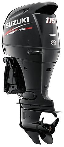 motor fuera de borda suzuki 115 hp 4 tiempos