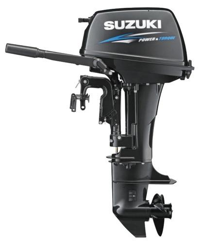 motor fuera de borda suzuki 15 hp 2t pata larga oferta