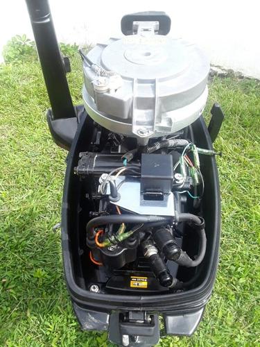 motor fuera de borda suzuki 15 hp