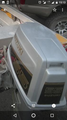 motor fuera de borda suzuki 55hp