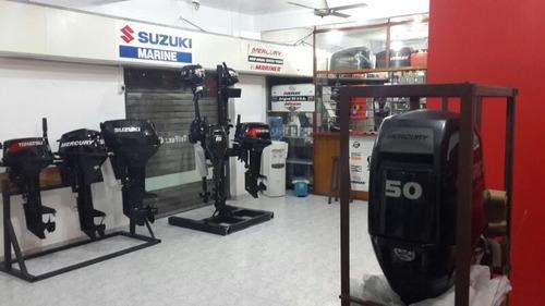 motor fuera de borda suzuki 9.9 hp 4 tiempos