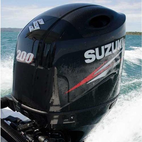 motor fuera de borda suzuki df 200 4 tiempos