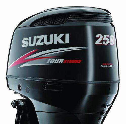 motor fuera de borda suzuki df 250 4 tiempos