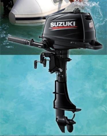 motor fuera de borda suzuki df 6 4 tiempos