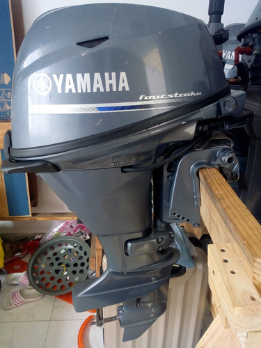 motor fuera de borda yamaha 15hp