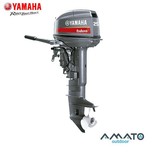 motor fuera de borda yamaha 25 hp 2t pata corta e25bmhs