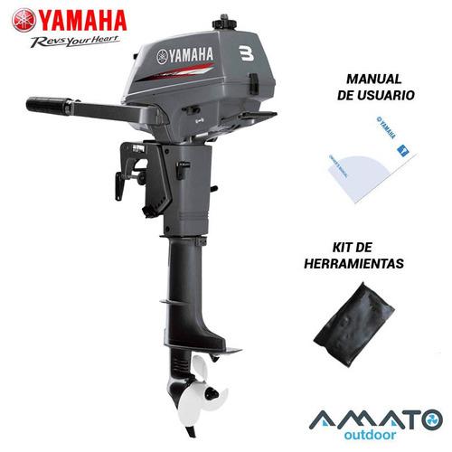 motor fuera de borda yamaha 3 hp 2t  3amhs consulta oferta