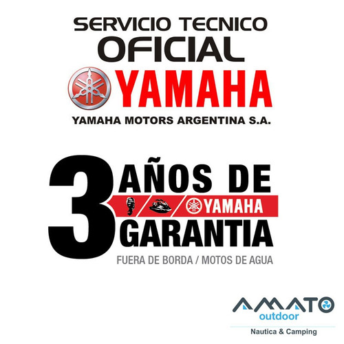 motor fuera de borda yamaha 3 hp 2t  3amhs pata corta
