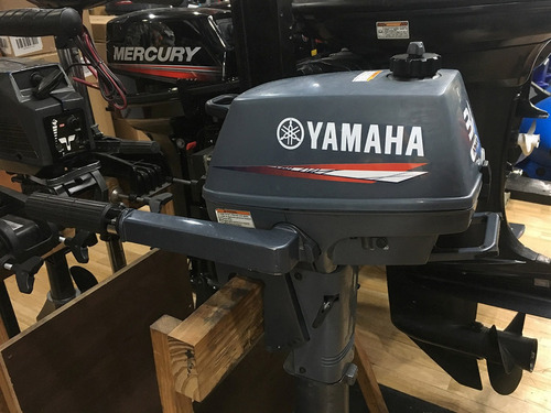 motor fuera de borda yamaha 3 hp 2t pata corta usado