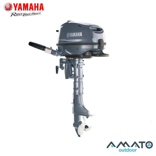 motor fuera de borda yamaha 4 hp 4t pata corta f4bmhs