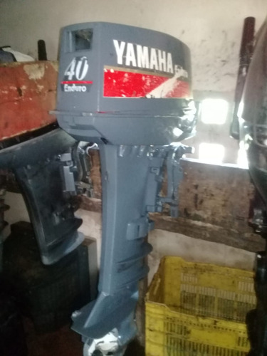 motor fuera de borda yamaha 40g