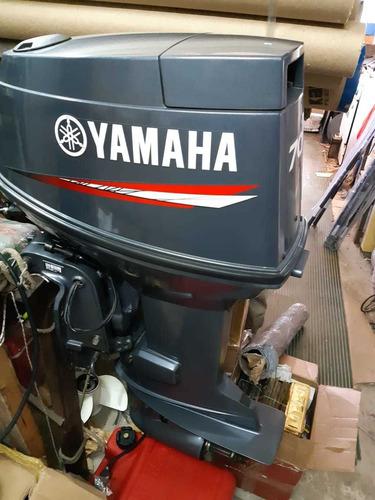 motor fuera de borda yamaha 70 hp 2 tiempos impecable!!!