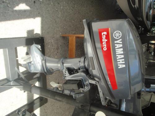 motor fuera de borda yamaha 8 hp 2 tiempos pata corta
