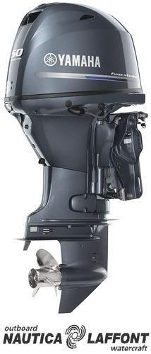 motor fuera de borda yamaha f50 hp, 4t, 8v, iny. electrónica