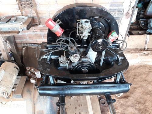 motor fusca 1200, revisado e funcionando 55 57 60 61 63 65