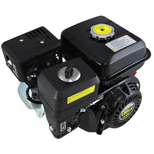 motor gasolina 6.5hp 196cc barco 4t schulz + rabeta std 1,7m