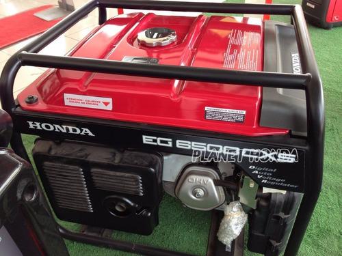 motor generador honda eg 6500 mega liquidación