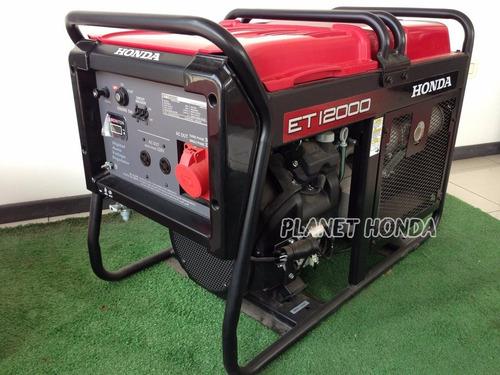 motor generador honda et 12000 12 cuotas fijas en tarjeta