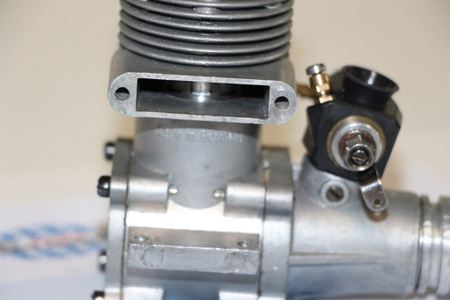 motor glow  h b .61 helmut bernhardt. r / c -1978 - seminovo