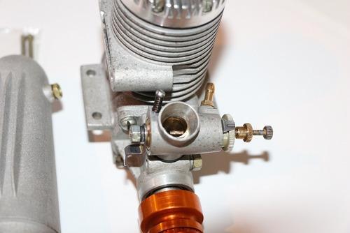 motor glow r a d u g a     p10 p y .61 r c -  n. o. s.
