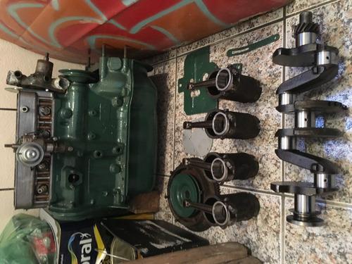 motor gordini willys