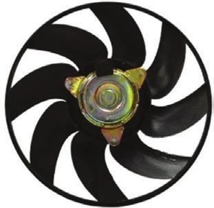 motor + helice do radiador ford fiesta 1.4 8v endura 96 - 00
