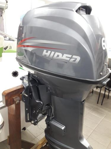motor hidea 60hp -  power trim