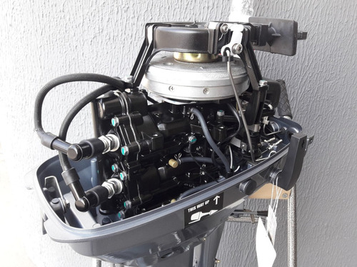 motor hidea 8hp
