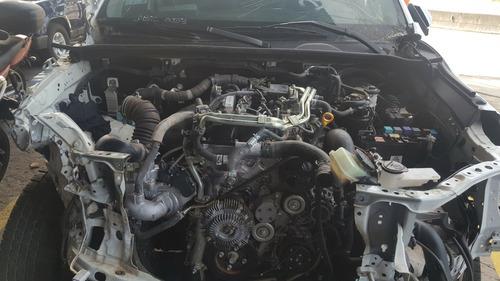 motor hilux 2.8  srv 2016 2017