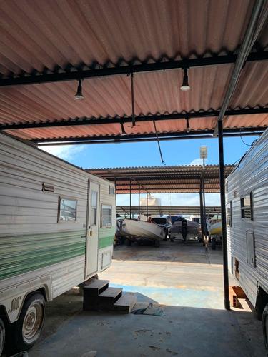 motor home camper nomad skyline marina la cuevita morrocoy