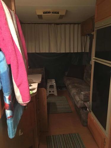 motor home casa rodante camper yellowstone 21¨