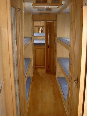 motor home itu trailer marcedes benz o-371 turbo