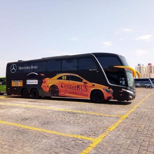 motor home ônibus banda viagens  de laser impecável seminovo