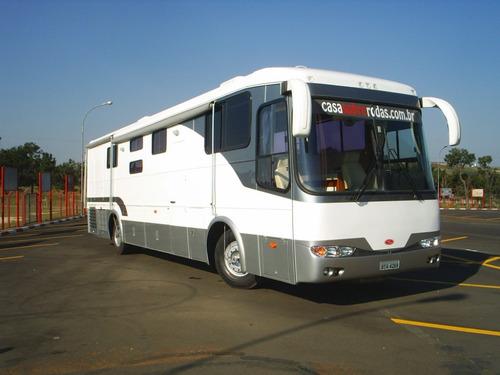 motor home & trailer aluguel/locação - motor home