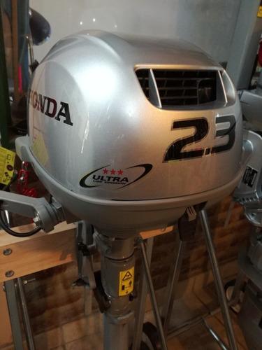 motor honda 2,3 hp 4 tiempos - nuevo
