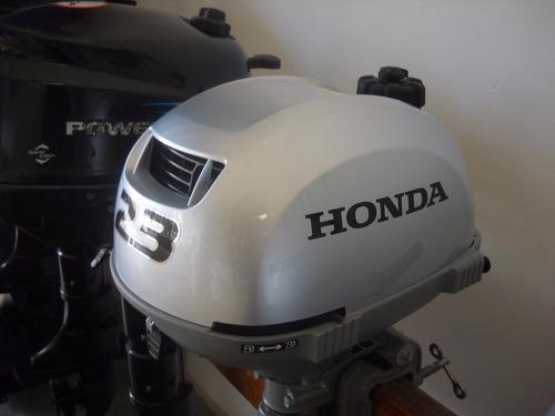 motor honda 2.3hp nuevo !!! - consulte entrega
