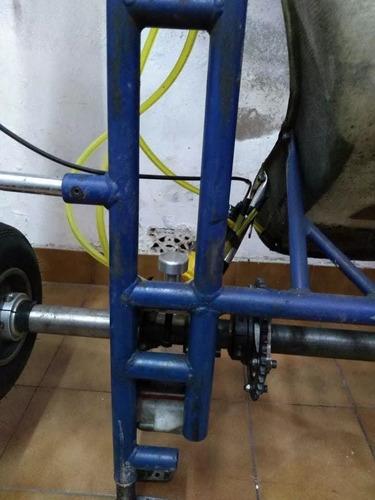 motor honda 390