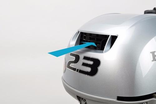 motor honda bf 2 . 3 hp 0km pata corta macro 12 cuotas