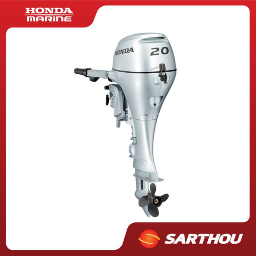 motor honda bf 20 hp pata larga arr. elect. 2020 0km sarthou