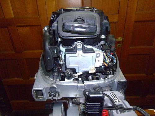 motor honda fuera de borda bf 20 hp 4t pata larga