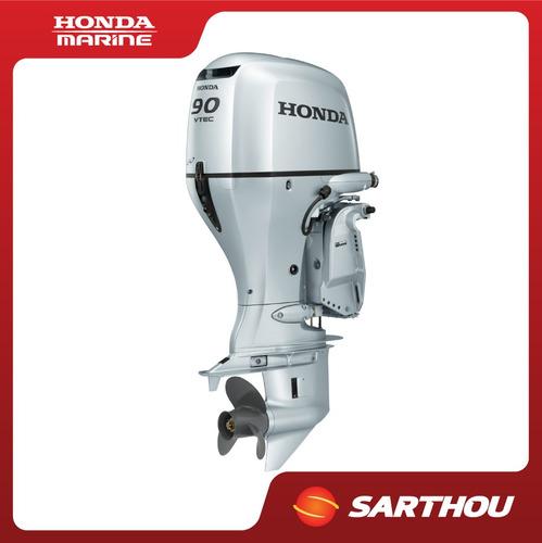 motor honda fuera de borda bf 90 hp 2020 pata larga sarthou