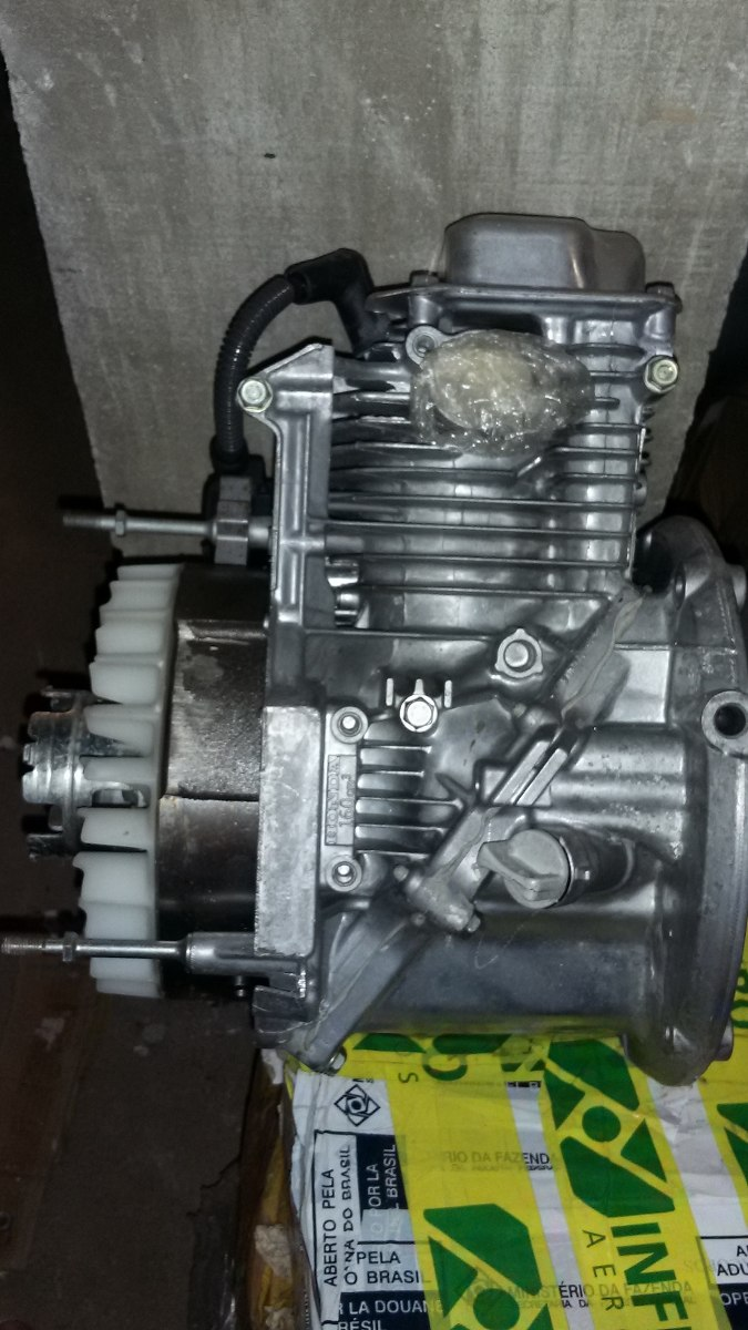 Motor Honda Gcv 160 - 5 5 Hp - 160cc