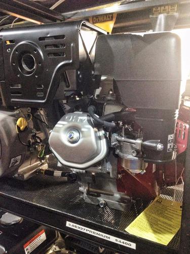 motor honda gx270, gasolina, 4 tiempos,válvulas en cabeza