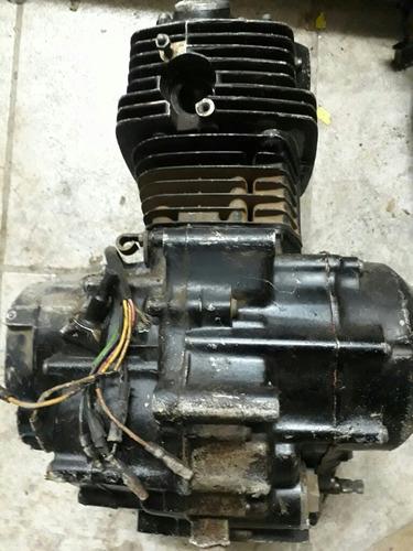 motor honda xl 125 e turuna 125 ohc