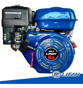 Motor Horizontal Lifan 5,5hp Manual