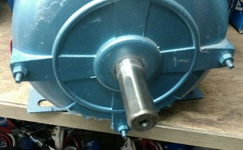 motor industrial monofasico 1,5 hp - 1425 rpm trab. continuo